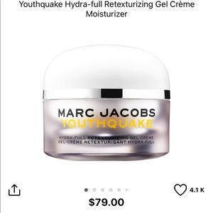 MARC JACOBS YOUTHQUAKE MOISTURIZER